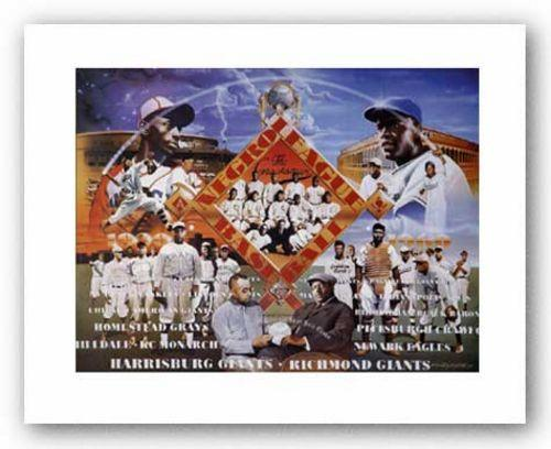 Negro League Baseball by Edward Clay Wright