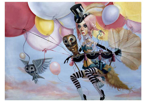 Balloons by Leslie Ditto
