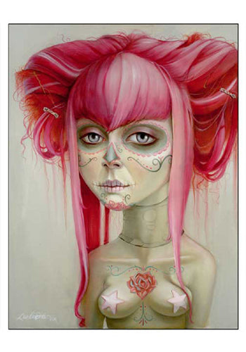 Day of the Dead 1 by Leslie Ditto