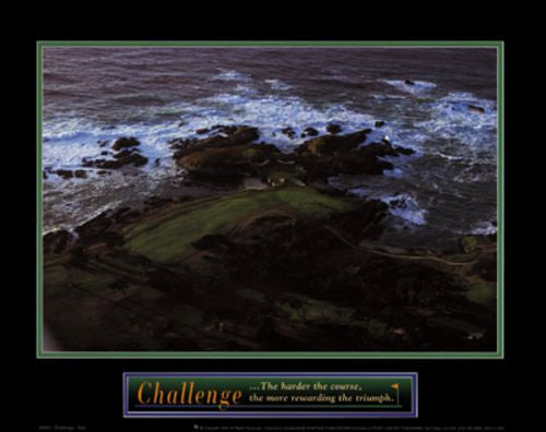Challenge - Golf by Motivational