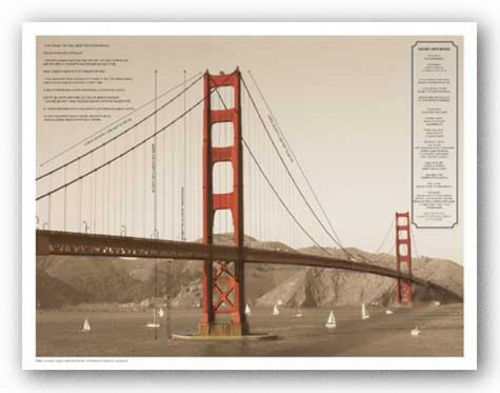 Golden Gate Architecture by Phil Maier