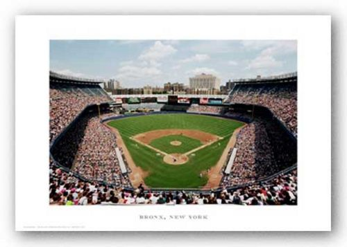 Bronx, New York, Yankee Stadium by Ira Rosen