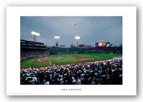 The Fenway, Boston Red Sox by Ira Rosen