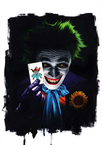 The Joker by David Stoupakis