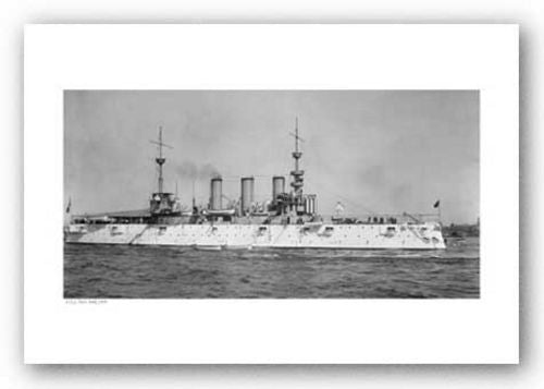 USS New York, 1899