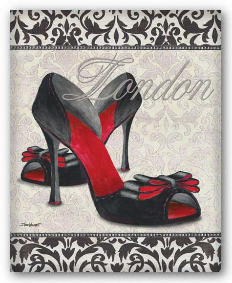 Classy Shoes I - London by Todd Williams