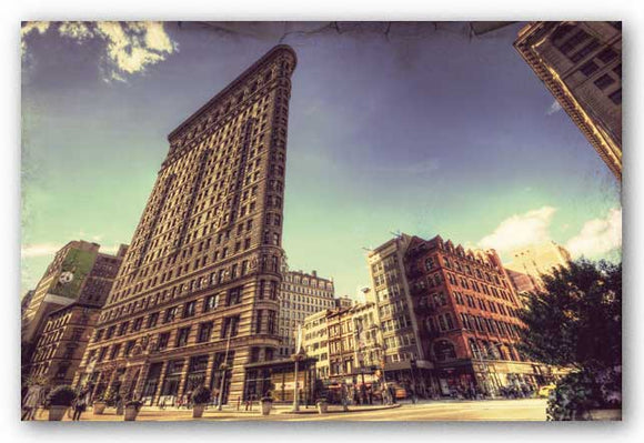 Flat Iron by Eric Wood