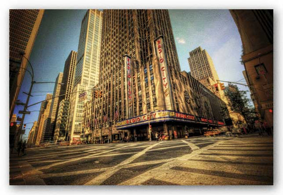 Radio City by Eric Wood