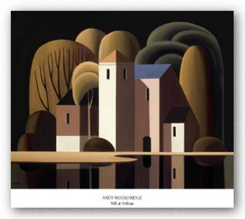 Mill at Fritham by Andy Wooldridge