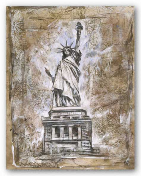 Liberty by Marta Wiley