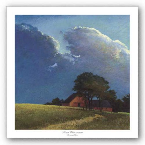 Summer Storm by Sandy Wadlington
