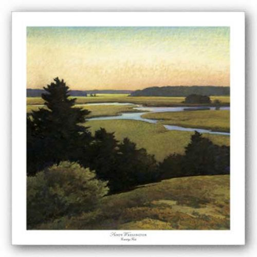 Evening Tide by Sandy Wadlington