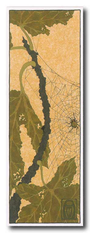 Spider and Fig Tree by Anita Munman