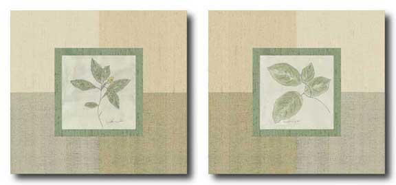 Leaf Spray Set by Marguerite Gonot