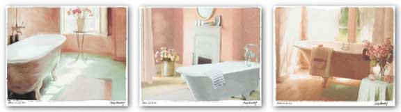 Bath Suite Set by Judy Mandolf