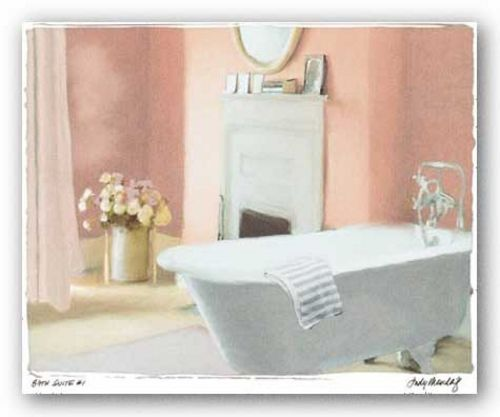 Bath Suite #1 by Judy Mandolf
