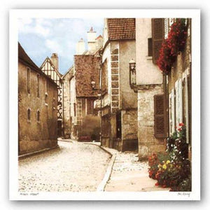 Noyers Street by Judy Mandolf