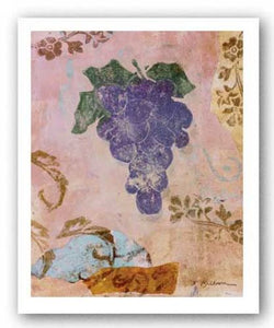 Grape Fresco by Krista Sheldon