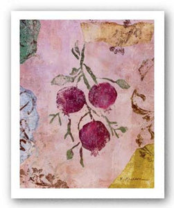 Pomegranate Fresco by Krista Sheldon