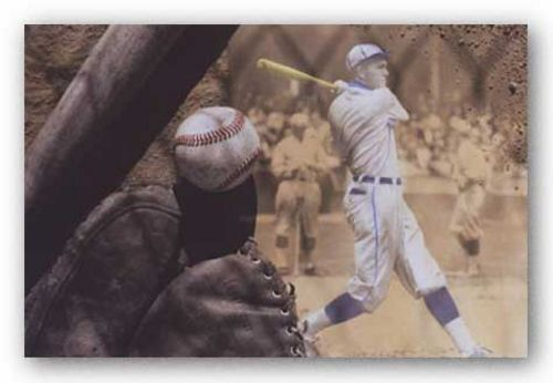 Line Drive by April S. White