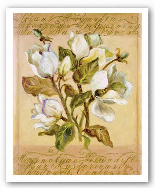 Antique Tapestry l by Shari White