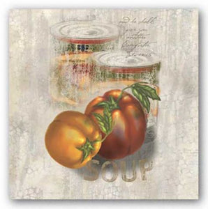 Cannery Row Tomato by Alma Lee