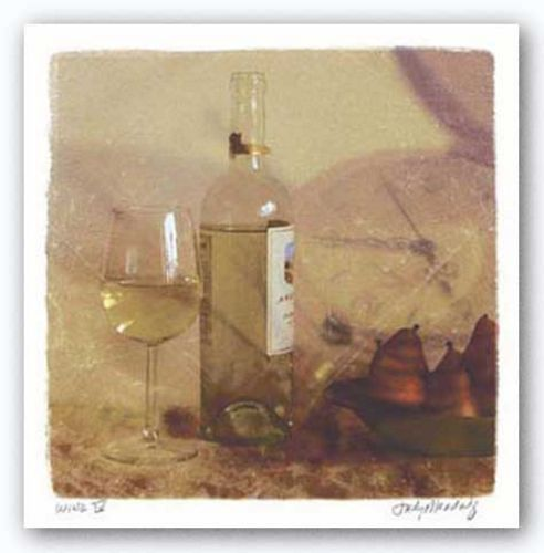 Wine IV by Judy Mandolf