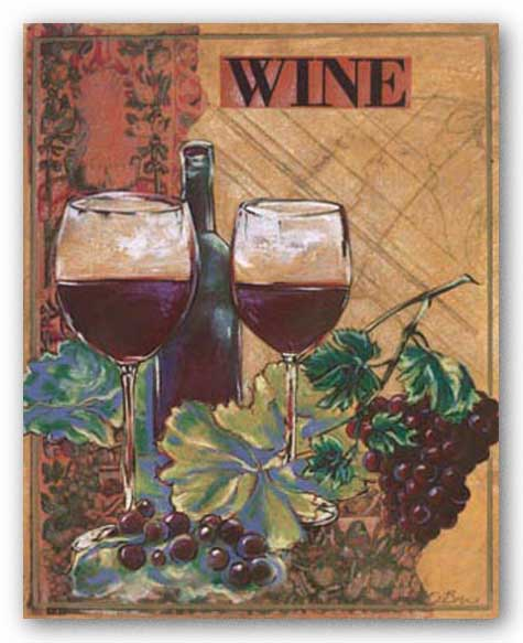 World of Wine I by Susan Osborne