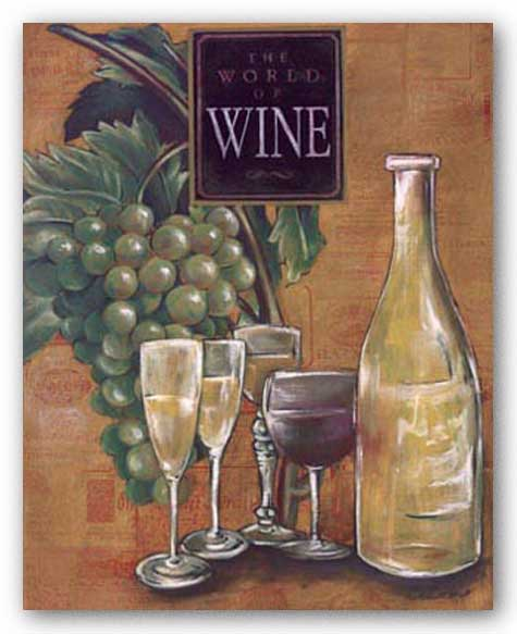 World of Wine II by Susan Osborne