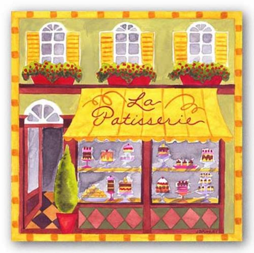 La Patisserie by Jennifer Brinley