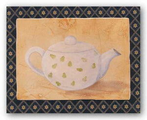 Provincial Teapots II by Capital Decor