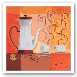 Morning Java I by Julia Hawkins