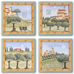 Olive Grove Set by Katharine Gracey