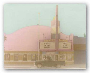 The Old Marquee by Victoria Blewer