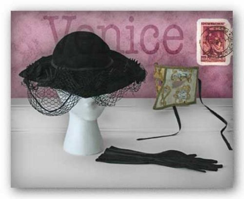 Venice Hat by Judy Mandolf