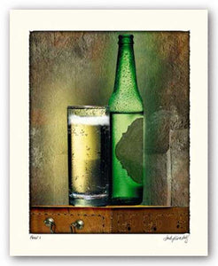 Beer 1 by Judy Mandolf