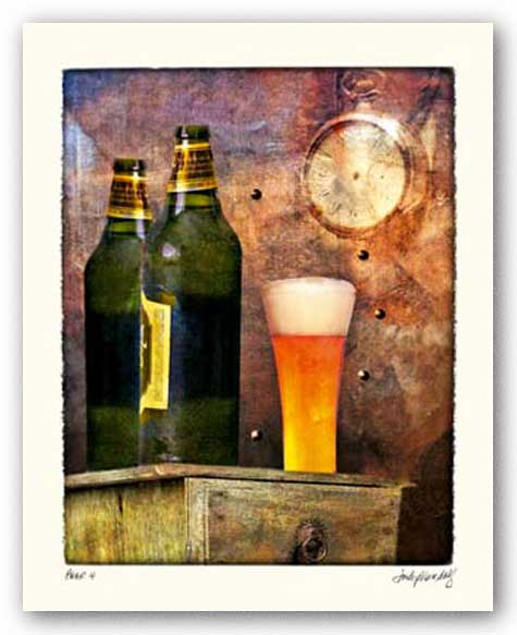 Beer 4 by Judy Mandolf