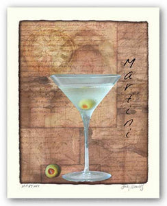 Martini by Judy Mandolf