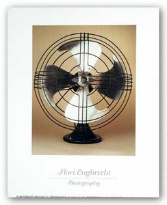 Vintage Fan IV by Flori Engbrecht