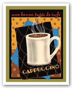 Cappuccino by Betty Whiteaker