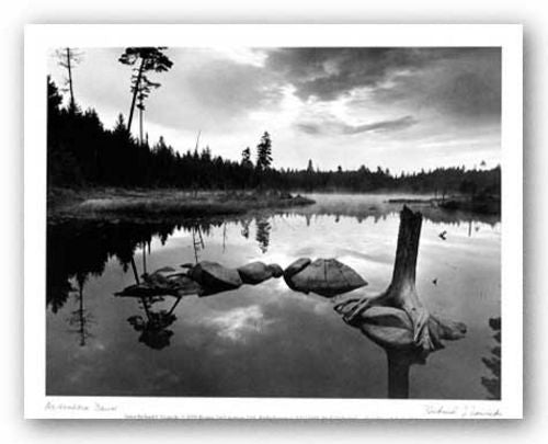 Adirondack Dawn by Richard Nowicki