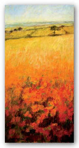 Field With Poppies by Ken Hildrew