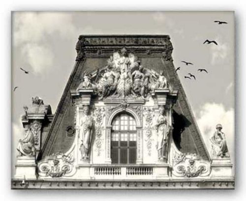 Louvre by Judy Mandolf