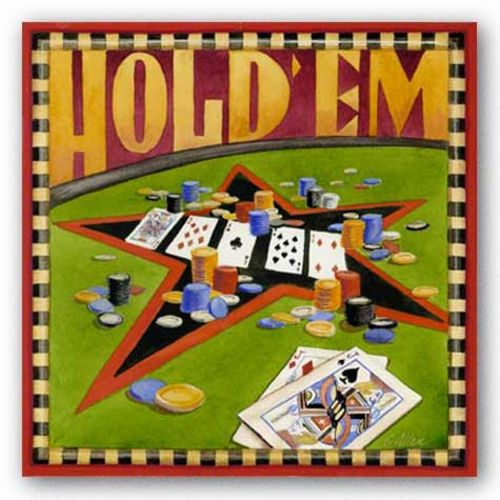 Hold 'em Poker by Geoff Allen
