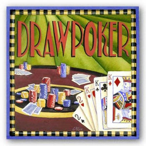 Draw Poker by Geoff Allen