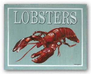 Lobster by Catherine Jones