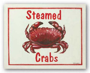 Steamed Crabs by Catherine Jones