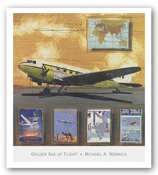 Golden Age of Flight by Michael Warnica