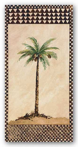 Tribal Palm l by Rue de la Paix