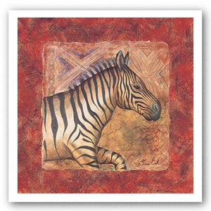 Zebra Safari by Terri Cook
